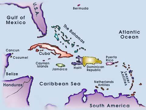 Jamaican coral reef concern History