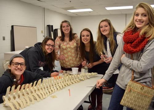 Semester @ CMAST Skeleton crew